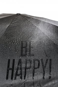 HS079 BE HAPPY WET LOOK 4