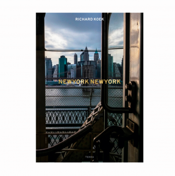 New York New York Book front