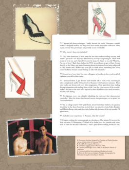 Christina Louboutin Book inside 6