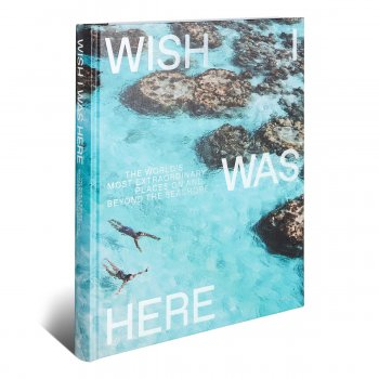Wish I Was Here Book side