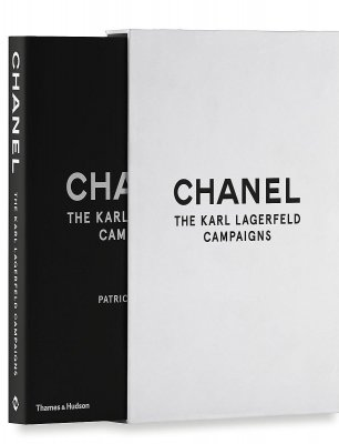 CHANEL - THE KARL LAGERFELD CAMPAIGNS Front